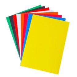 Цветной картон для детского творчества