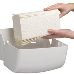 Полотенца бумажные для диспенсера