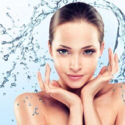 Снятие макияжа и уход за кожей лица