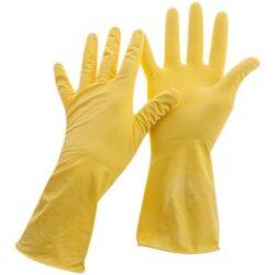 Перчатки резиновые и гелевые