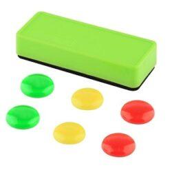 Губки и магниты для доски